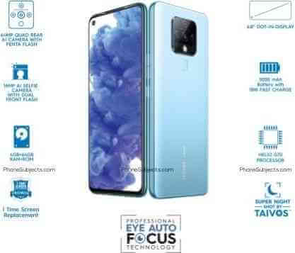 Tecno Camon 16: Images, HD image, Processor, Display, Camera, Battery, Launch (Release) Date in India